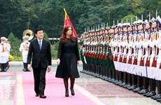 [Foto] Vietnam y Argentina conmemoran aniversario de establecimiento de relaciones diplomáticas