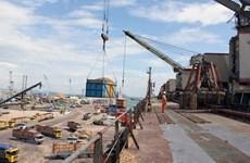 Puerto de Quy Nhon en su proceso de modernización