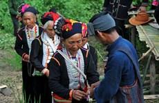 [Foto] Ceremonia por la buena cosecha de la etnia Kho Mu
