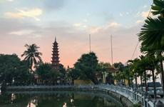 [Foto] Belleza dentro de la pagoda más antigua de Hanoi