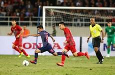 [Foto] Mantiene Vietnam racha invicta en eliminatoria de Copa Mundial