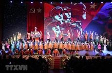 Vietnam conmemora 75 aniversario de su Ejército Popular