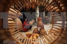 [Foto] Aldea de oficio tradicional de Thu Sy, en Hung Yen