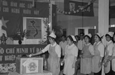 [Foto] Tras la guerra, Vietnam superó las dificultades para la reconstrucción nacional bajo la dirección del Partido Comunista