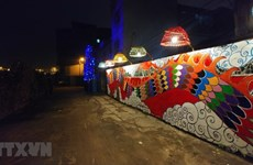 [Foto] Espacio de arte creativo único en Hanoi