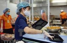 [Foto] Saigon Co.op suministra comidas a las áreas de cuarentena por COVID-19