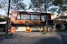 [Foto] Se cierran restaurantes y bares en un intento por contener la propagación de COVID-19