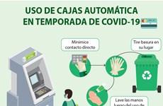 [Info] USO DE CAJAS AUTOMÁTICA EN TEMPORADA DE COVID-19