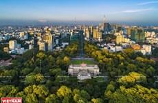 [Foto] Ciudad Ho Chi Minh, una metrópolis moderna