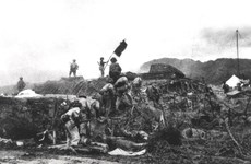 [Foto] Victoria de batalla Dien Bien Phu