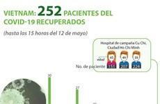 [Info] Vietnam: 252 pacientes del COVID-19 recuperados
