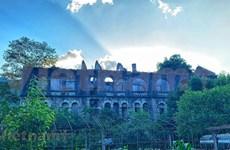 [Foto] Monasterio antiguo de Ta Phin en Sapa
