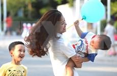 [Foto] Día Mundial del Niño en Hanoi