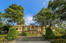 [Foto] Famosa antigua residencia de Hoang A Tuong en Lao Cai