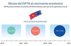 [Info] Efectos del EVFTA al crecimiento económico