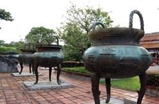 [Foto] Pebeteros, símbolo de la dinastía Nguyen