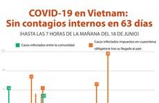[Info] COVID-19 en Vietnam: Sin contagios internos en 63 días