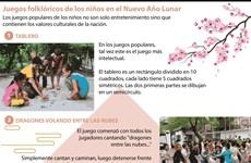 [Info] Juegos folklóricos de los niños en el Nuevo Año Lunar