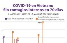 [Info] COVID-19 en Vietnam: Sin contagios internos en 70 días