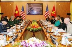 [Foto] Profundizan Vietnam y Estados Unidos colaboración de defensa