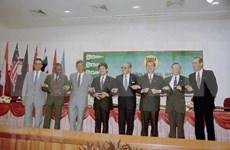 [Foto] Vietnam se convirtió en miembro de la ASEAN hace 25 años