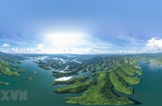 [Foto] Vietnam ya cuenta con tres geoparques globales reconocidos por UNESCO
