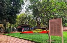 [Foto] Cierran icónicos sitios turísticos de Hanoi por COVID-19