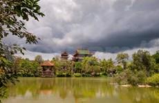 [Foto] Pagoda Thien Hung, atracción turística de Binh Dinh