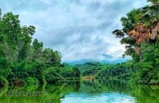 [Foto] Laguna de Van Hoi, en Phu Tho