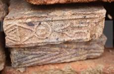 [Foto] Anuncian excavación de una antigua tumba de ladrillo en Ninh Binh