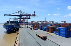Superávit comercial de Vietnam supera dos mil millones de dólares en primer trimestre