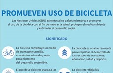 Promueven uso de bicicleta