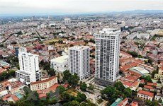 Bienes raíces, tercer mayor sector para atracción de IED en Vietnam