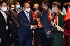 Presidente de Vietnam arriba a Nueva York para participar en magna cita de ONU