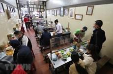 Hanoi reabre gradualmente el sector de los servicios