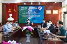 Vietnam convoca esfuerzos para lidiar con la contaminación por desechos plásticos en los océanos