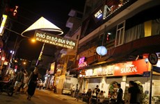 Economía nocturna, producto turístico clave de Ciudad Ho Chi Minh