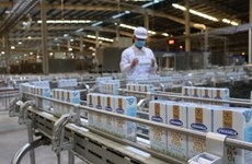 Vinamilk se ubica entre las empresas lácteas líderes mundiales
