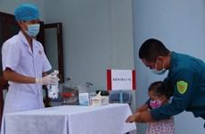 Garantiza Vietnam prevención y control del COVID-19 en archipiélago de Truong Sa