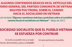 Algunas cuestiones teóricas y prácticas, el camino hacia el socialismo en Vietnam