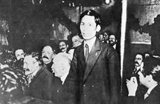Celebran aniversario 110 de la partida del Presidente Ho Chi Minh al exterior para buscar camino de salvar el país