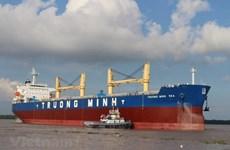 Modernizan servicios de transporte marítimo de Vietnam para satisfacer demanda mercantil