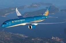 Vietnam Airlines reanudará este mes los vuelos internacionales