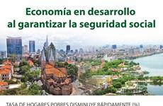 Economía en desarrollo  al garantizar la seguridad social