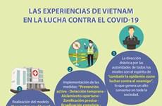 Las experiencias de Vietnam en la lucha contra el COVID-19