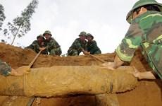Vietnam, por superar consecuencias de minas