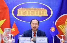 Exhorta Vietnam a mejorar eficiencia del Foro regional de la ASEAN