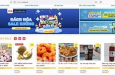 Promoción comercial en línea, dirección nueva para productos vietnamitas