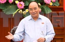Premier de Vietnam viaja a Camboya para Cumbre de Triángulo de Desarrollo CLV