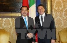 Vietnam e Italia elevarán valor de comercio bilateral a seis mil millones de dólares